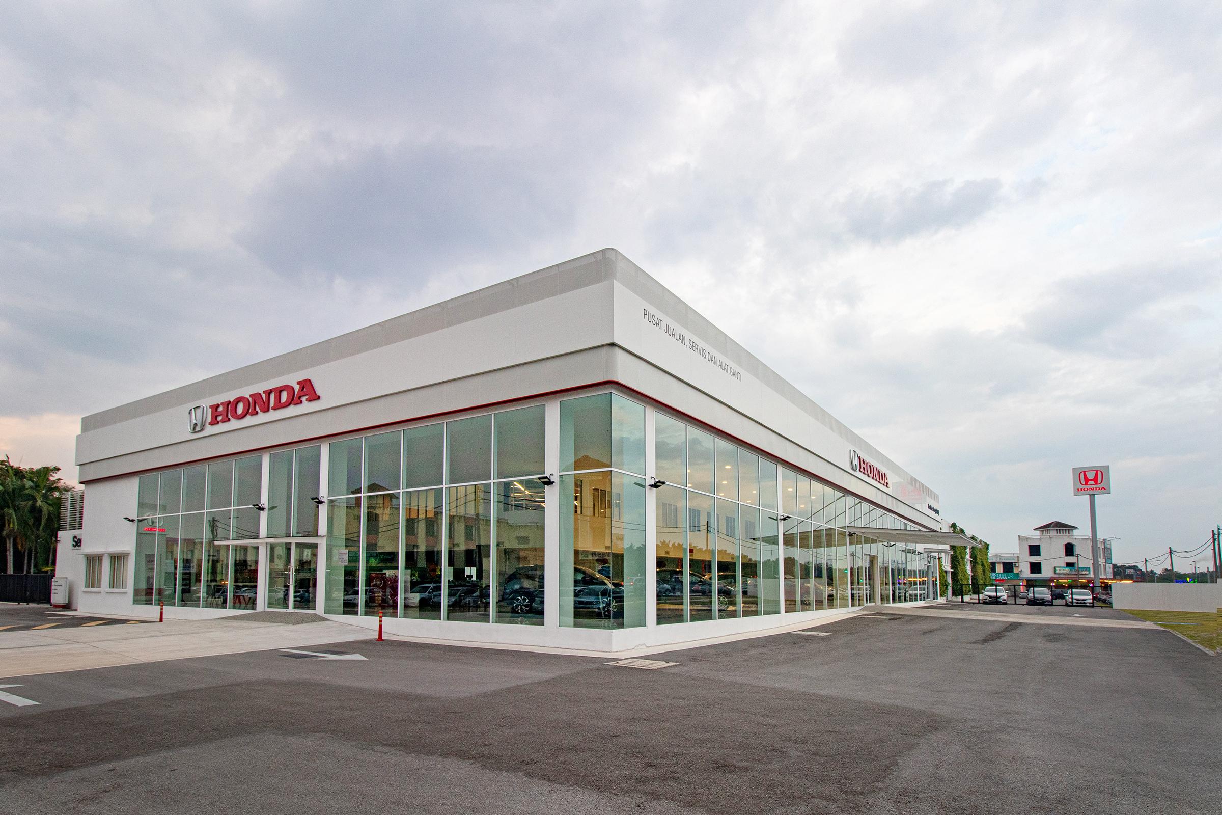 Honda Ipoh BBSK