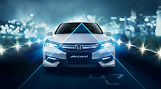 Accord Honda Sensing