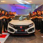 Type R Launch Perak