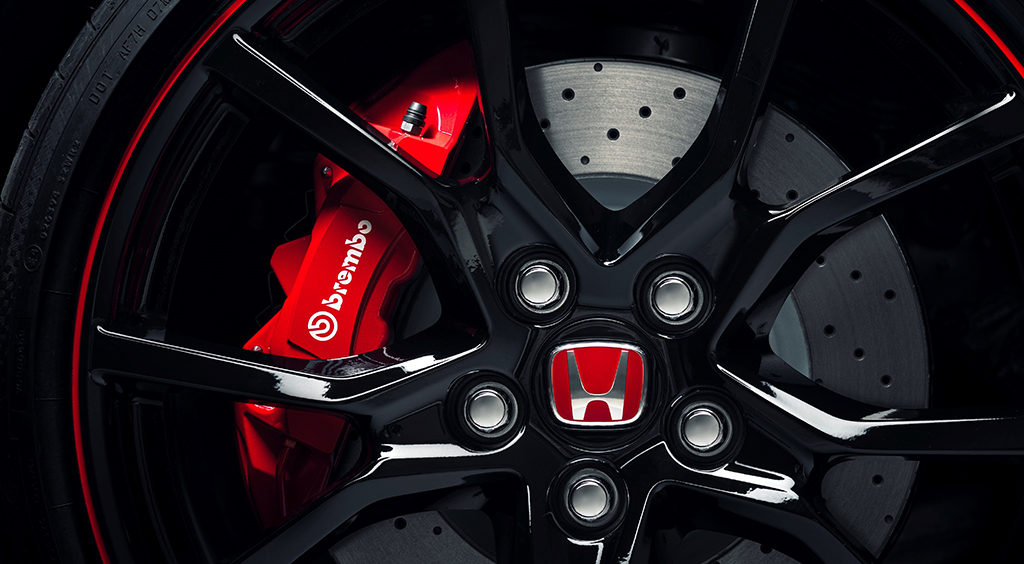 Alloys Honda Civic Type R