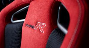 Sports seats Honda Civic Type R